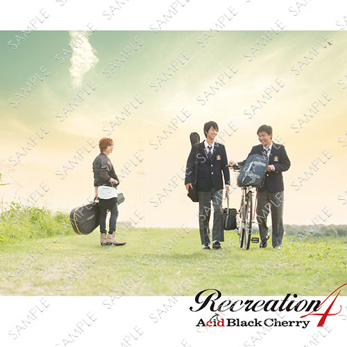 Recreation 4 【CD+DVD】