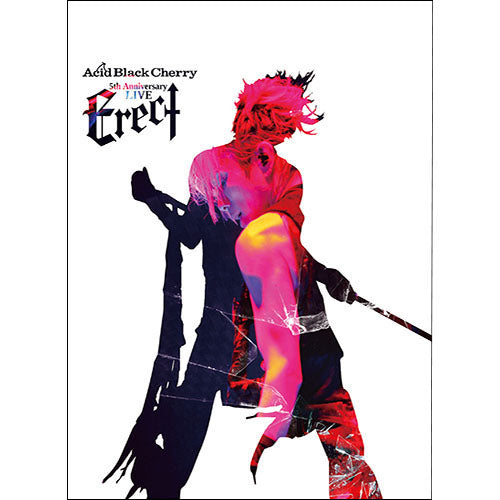 5th Anniversary Live Erect 【DVD】