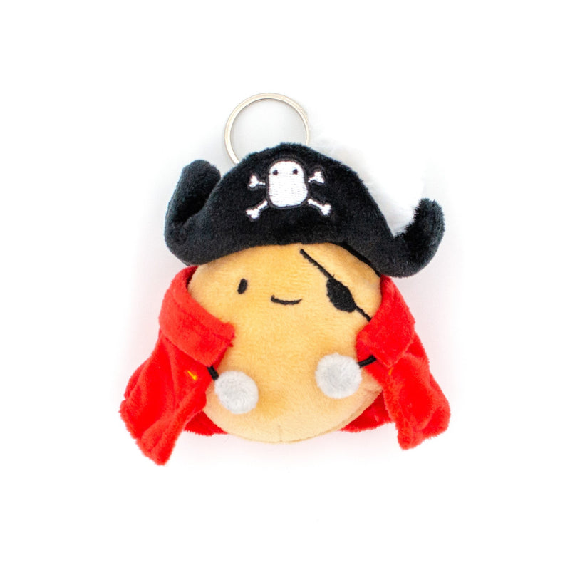 Potato King Plushie Keychain