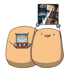 [PRE-ORDER] Potato Pirates Super Spud Bundle