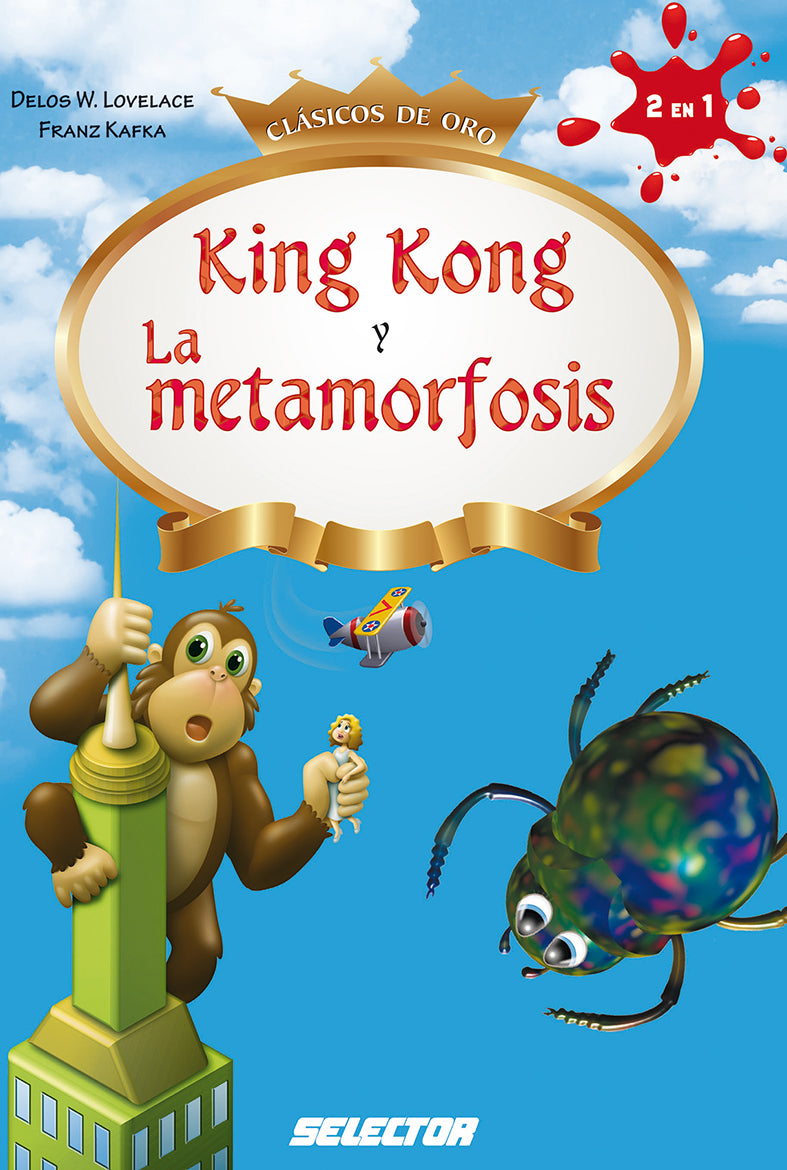 King kong y La metamorfosis - Editorial Selector