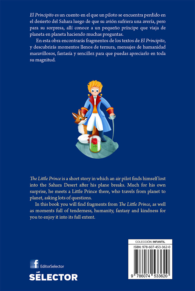 El Principito / The Little Prince - Editorial Selector