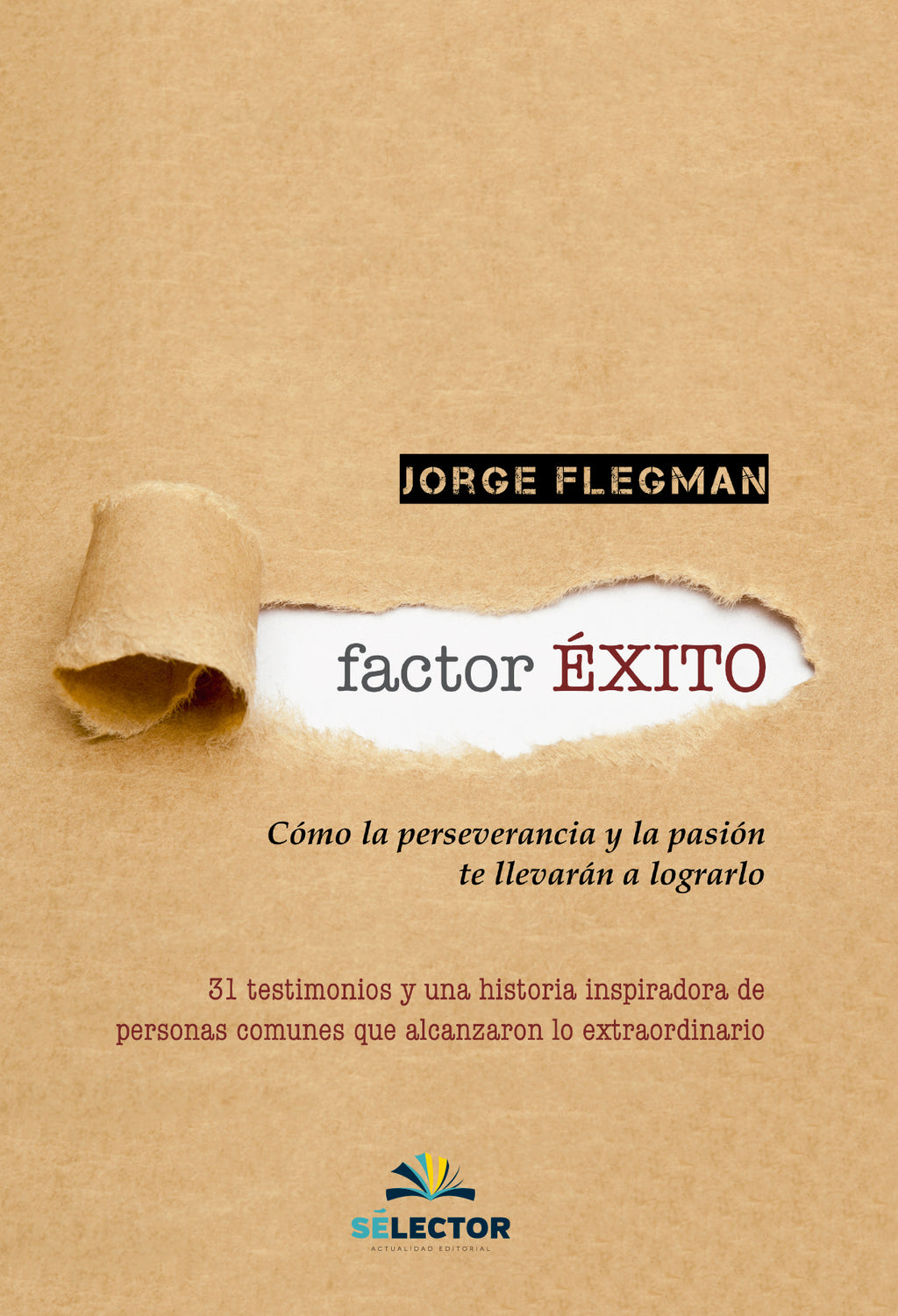 Factor Éxito - Editorial Selector