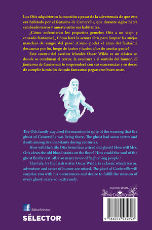 El fantasma de Canterville / The Canterville Ghost - Editorial Selector