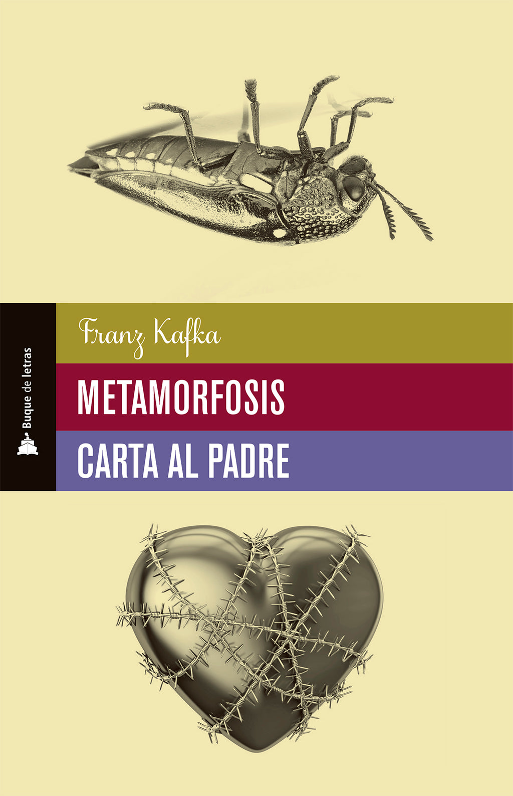 Metamorfosis • Carta al Padre - Editorial Selector