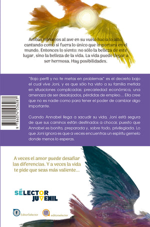Alondras al vuelo - Editorial Selector