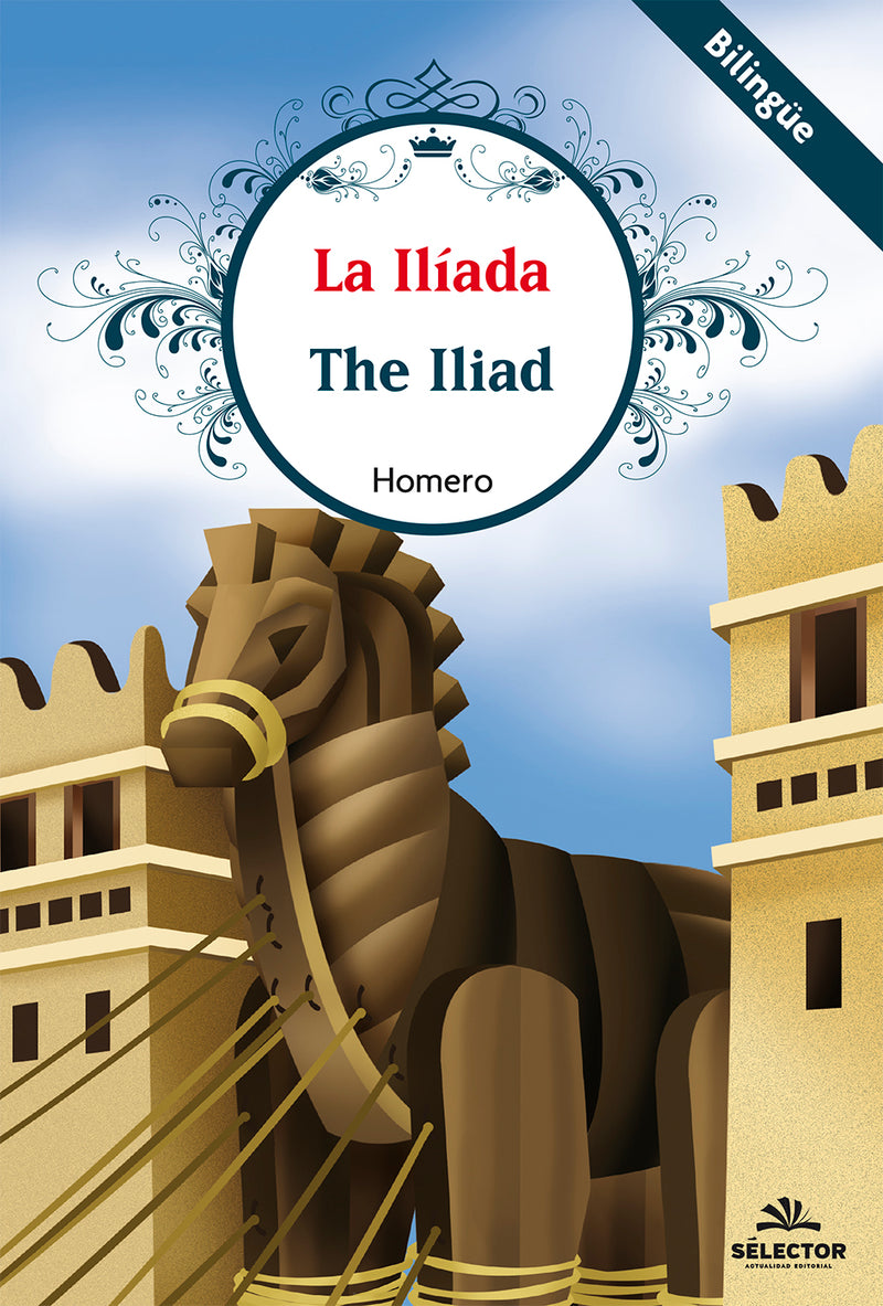 La Ilíada / The Iliad - Editorial Selector