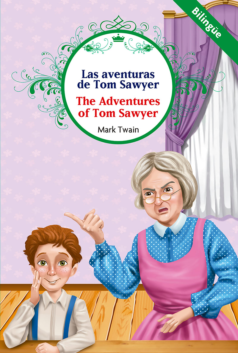Las aventuras de Tom Sawyer / The Adventures of Tom Sawyer - Editorial Selector