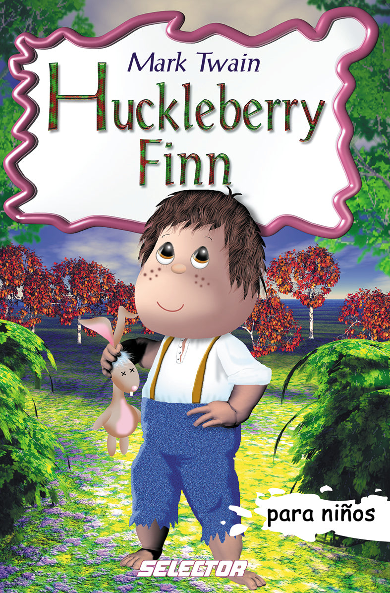 Huckle Berry Finn - Editorial Selector