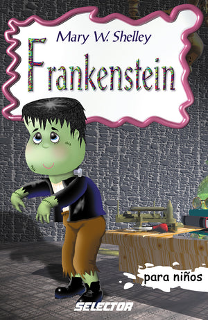 Frankenstein - Editorial Selector