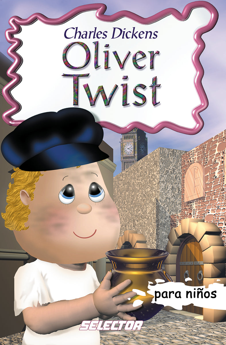 Oliver Twist - Editorial Selector