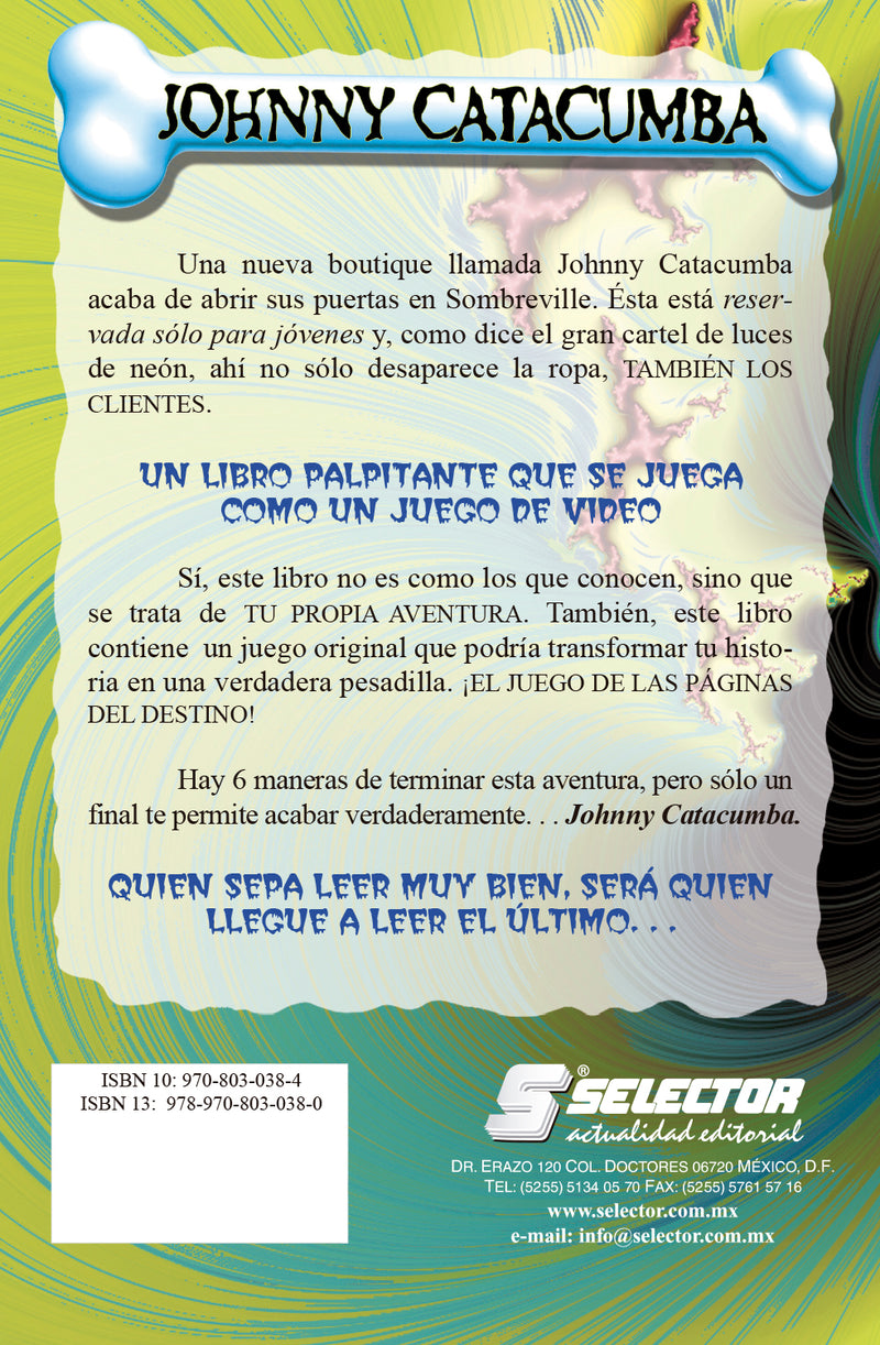 Johnny Catacumba - Editorial Selector