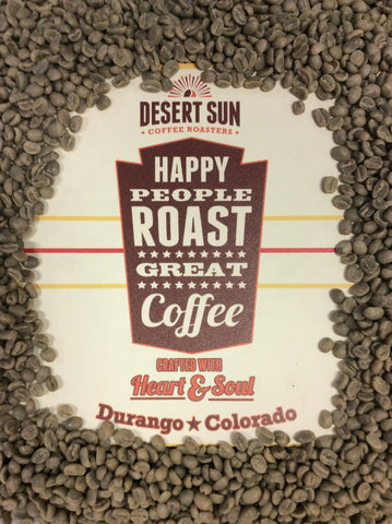 Happy People Roast Great Coffee Ad