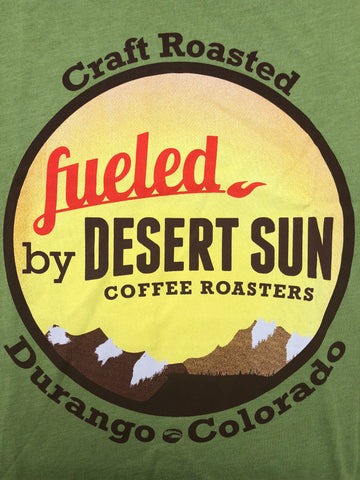 Men's Fueled by Desert Sun T-Shirt