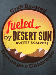 Women's Fueled by Desert Sun T-Shirt