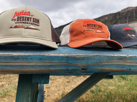 Desert Sun Coffee Roasters' Hat