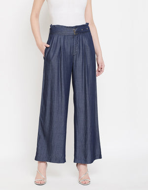 Madame Women BLUE DENIM JEANS