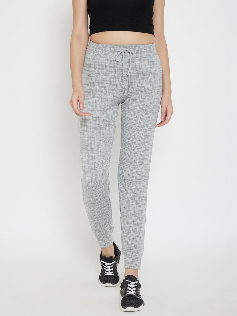 Madame Women GREY TRACK BOTTOMS