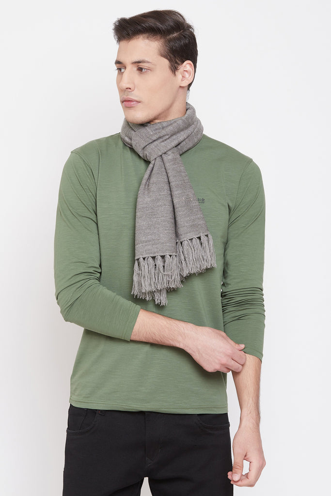 Jain Amar Grey Color Muffler