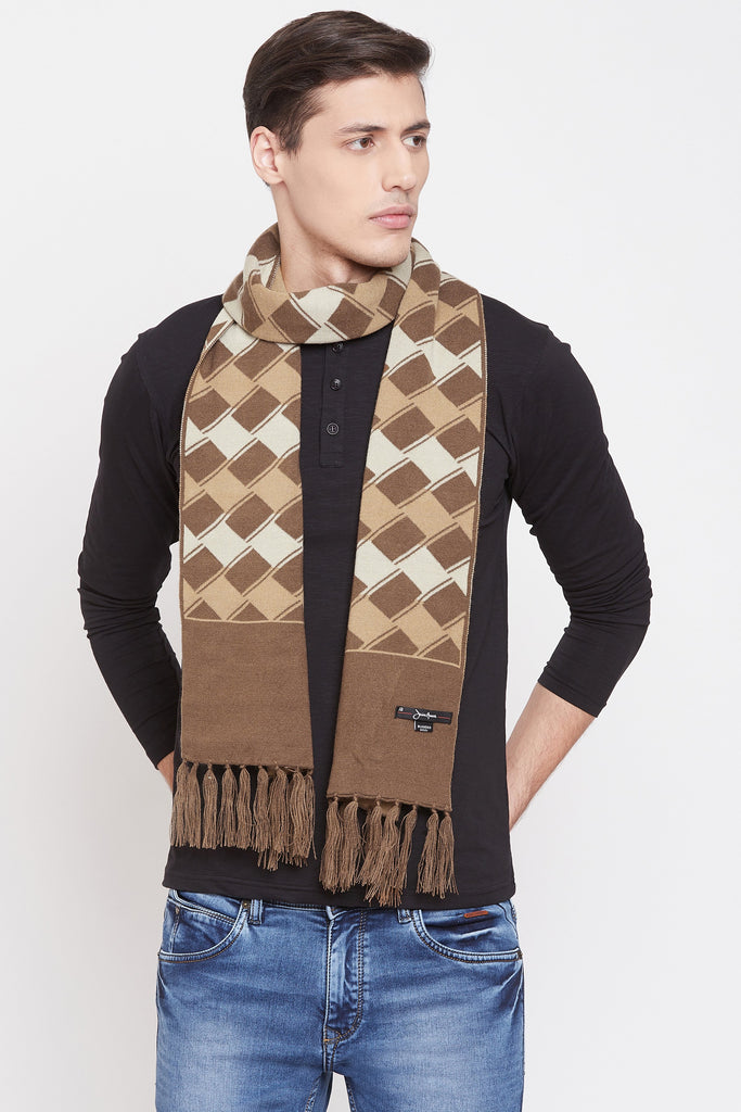 Jain Amar Brown Color Muffler