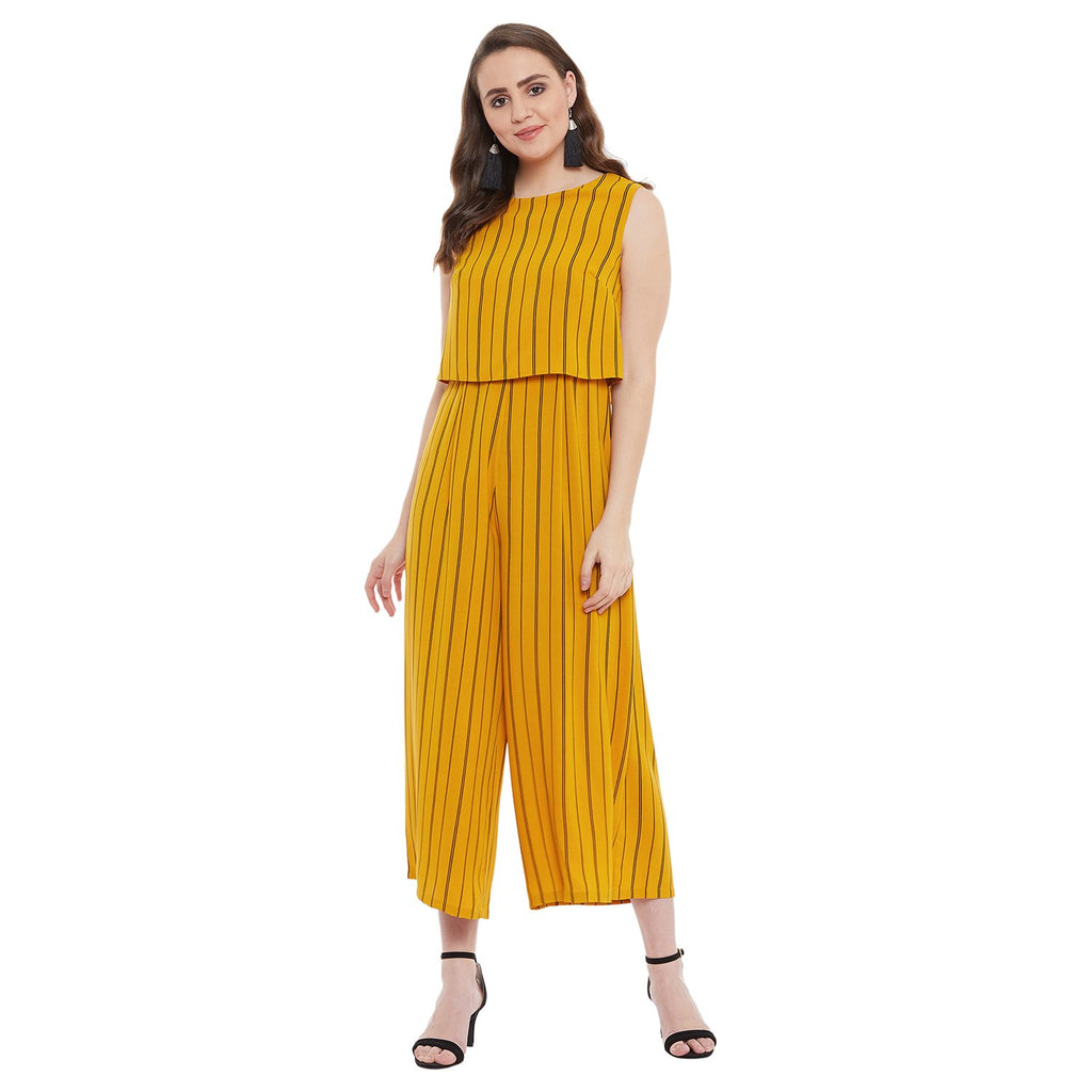 Madame Mustard Women Jumpsuit