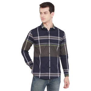 CAMLA OLIVE Color Shirt For Mens