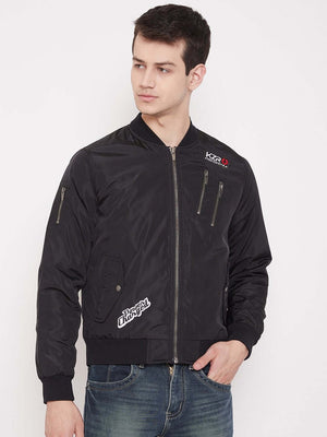 CAMLA BLACK Color Jacket For mens