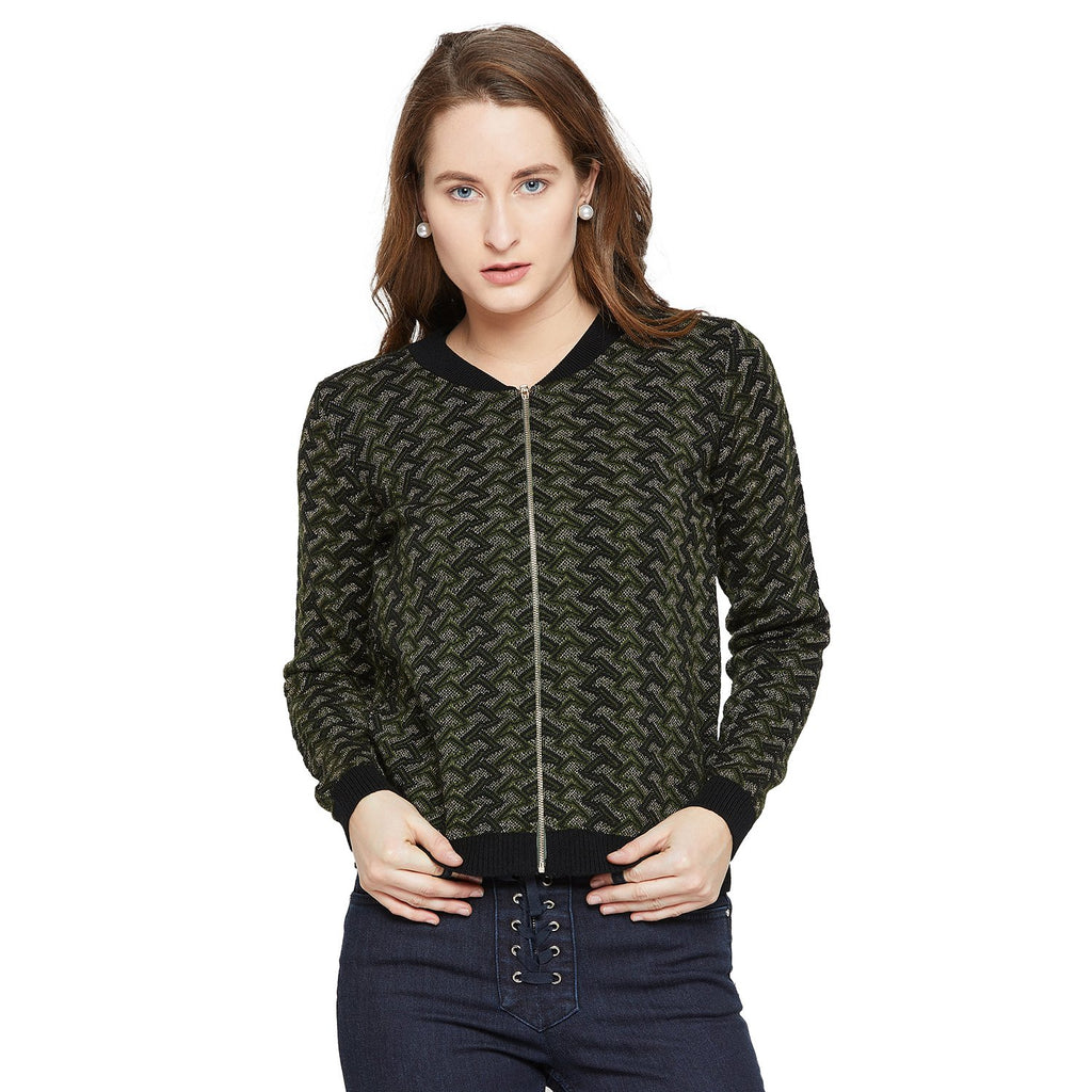 Madame Knitted Casual Sweater