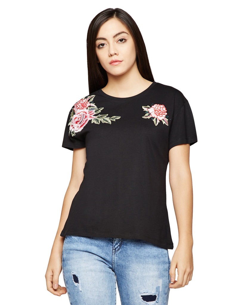 Madame Embroidered Top