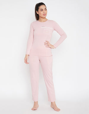 Msecret DUSTY PINK Color NIGHT SUIT