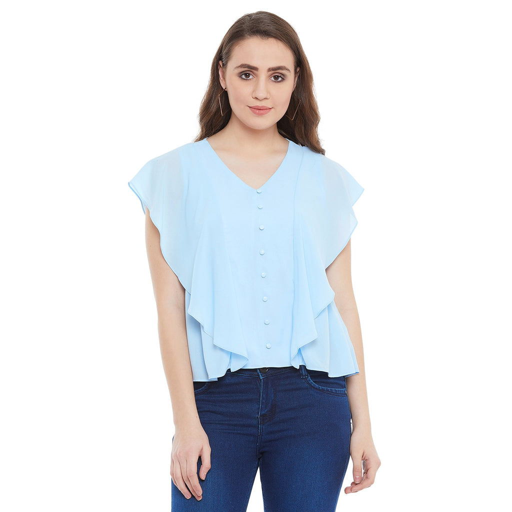 Madame Women Sky top