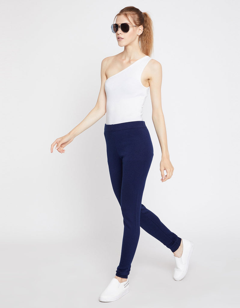 MADAME NAVY Color Tights For Womens