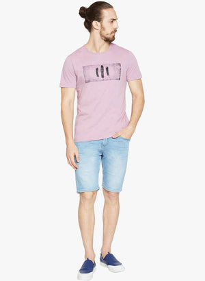 Camla Men Printed T-Shirt