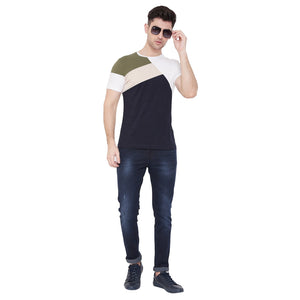 Camla Men Navy TShirt