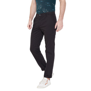 Camla Men Black Trouser