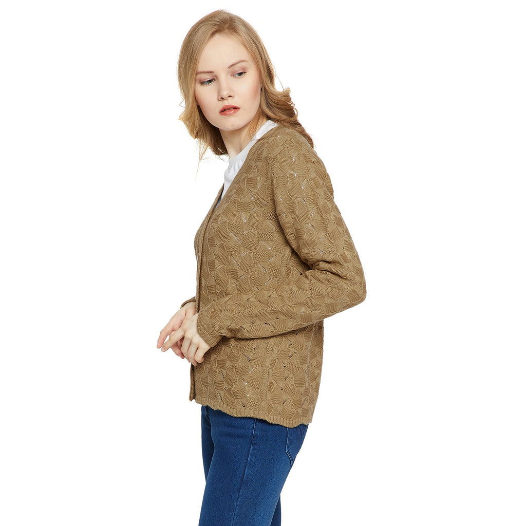 Madame V-neck Cardigan