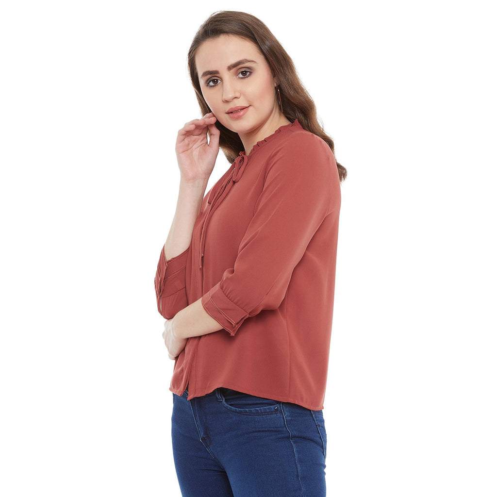 Madame Women Casual Shirt