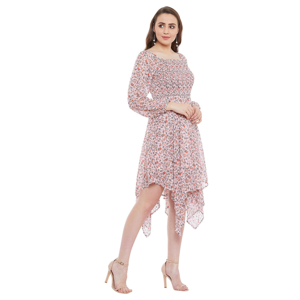 Madame Pink Women Dress