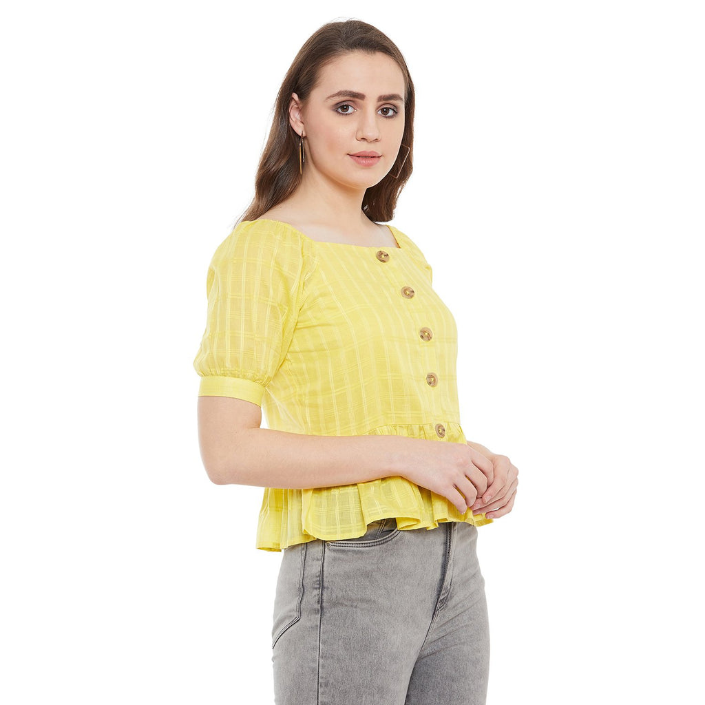 Madame Mustard Women Top