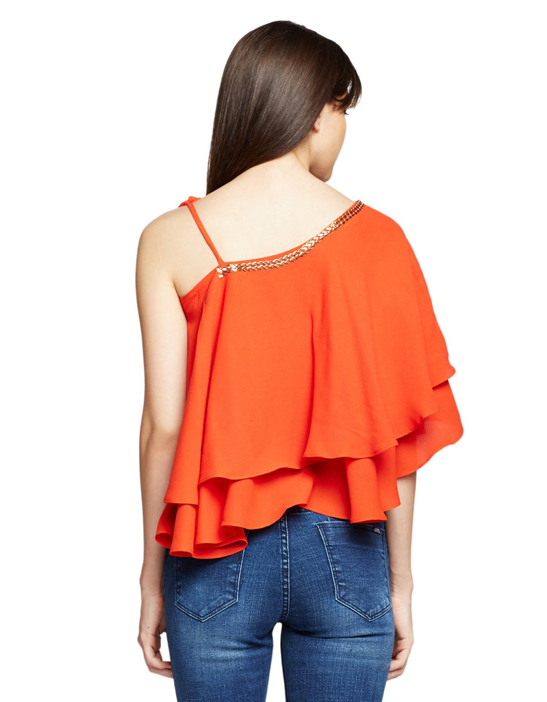 Double Layered Casual Top