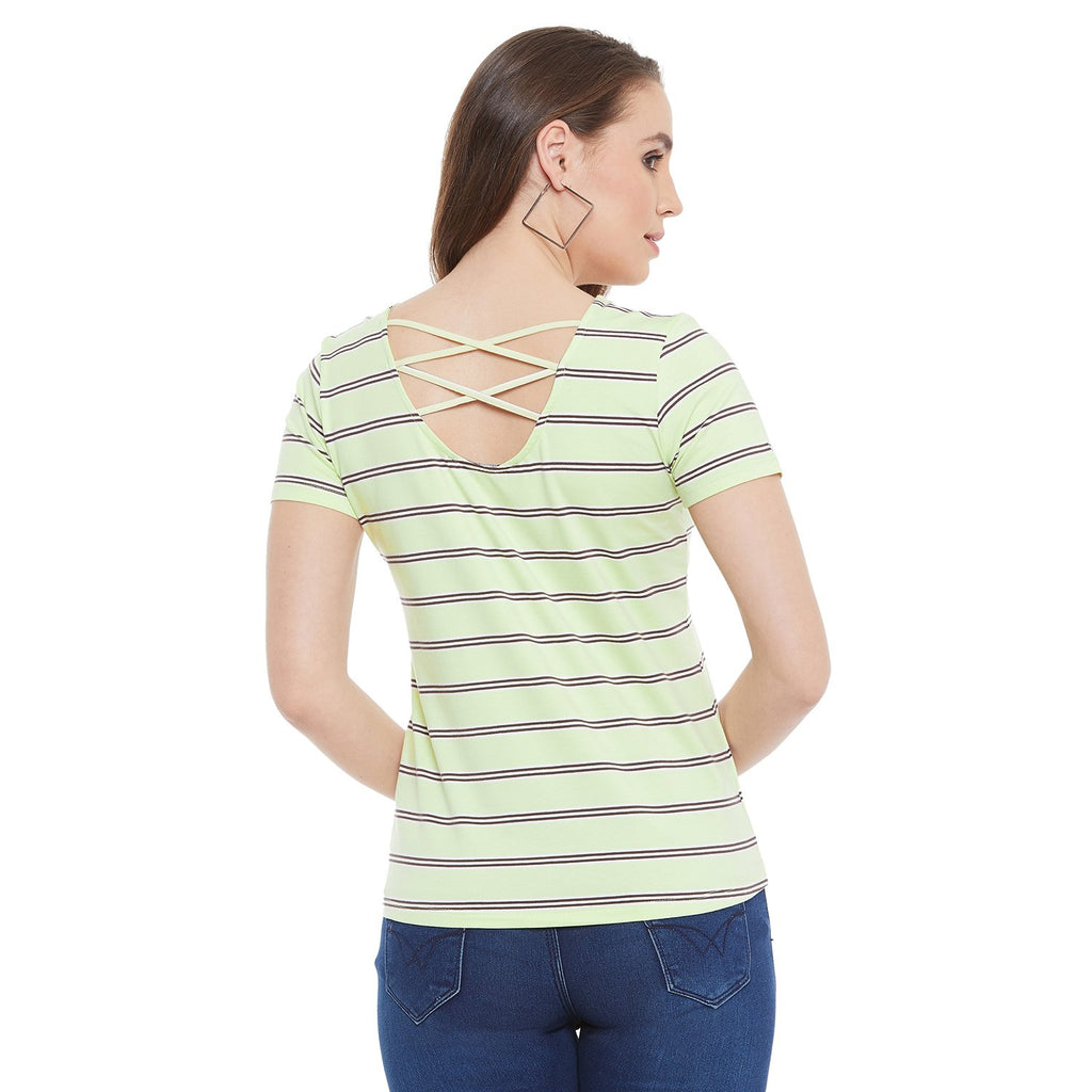 Madame Mint Women Top