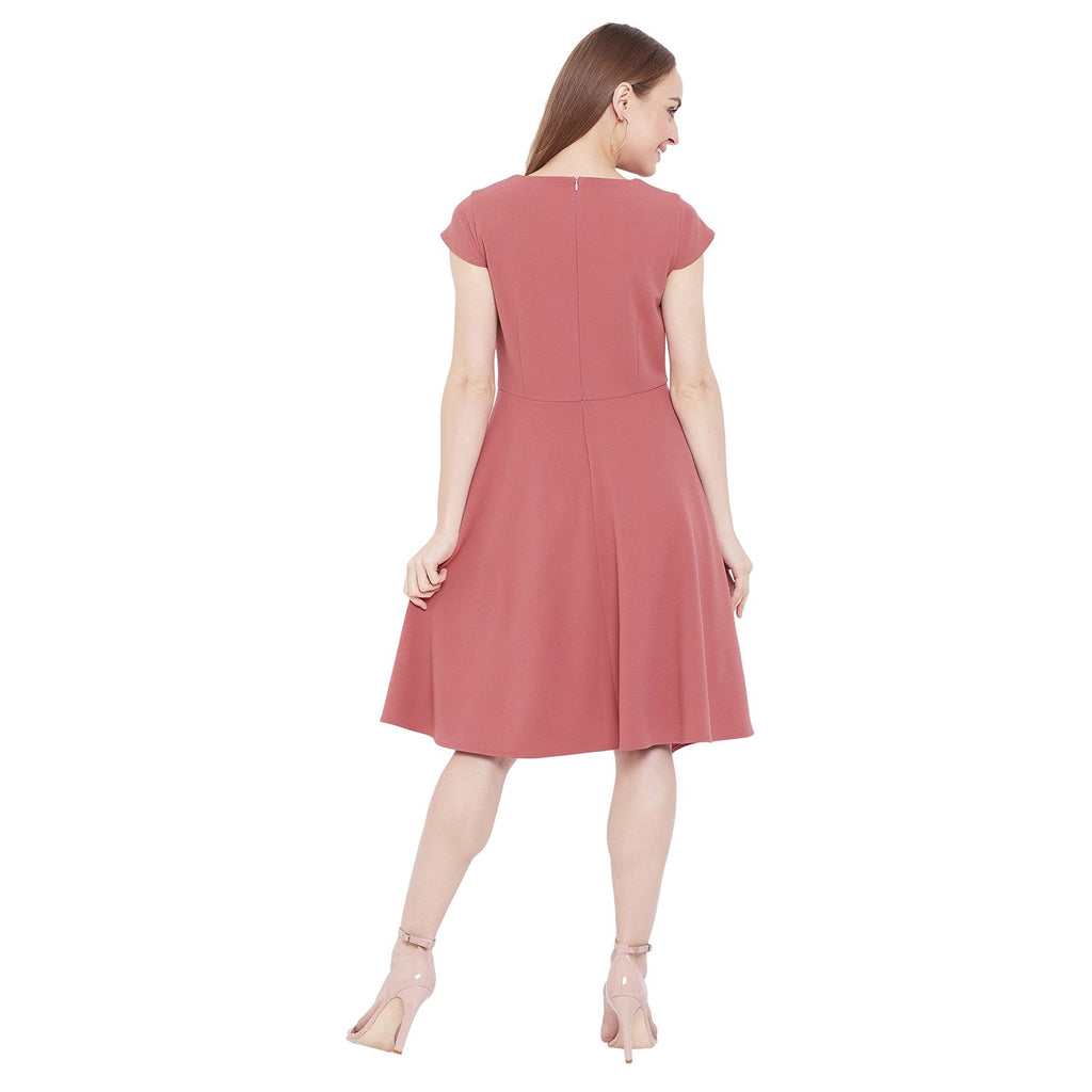 Madame Women Blush Dress