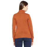 Madame Women's Solid Sweater