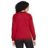 Madame Henley Neck Sweatshirt