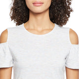 Madame Basic Cold Shoulder Top
