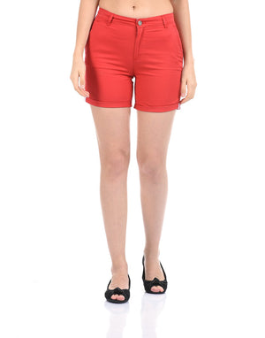 Madame Mint Color Short For Women