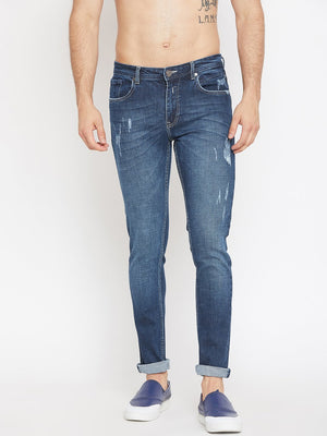 Camla Blue Denim Jeans