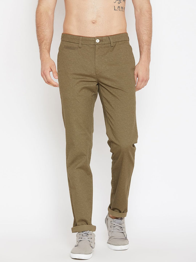 Camla Olive Trousers