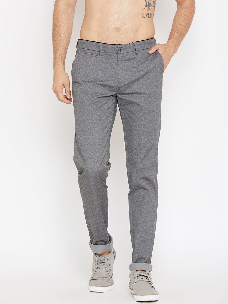 Camla Grey Trousers