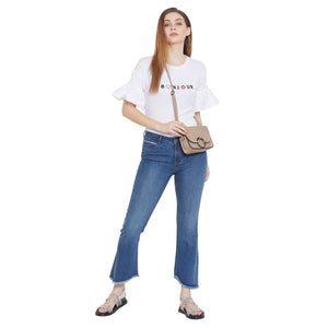 Camla Women White Top